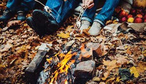 Five campfire cooking tips
