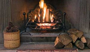 Keep Your Fireplace Clean